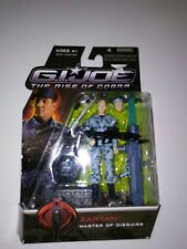 2009 Hasbro GI JOE Rise of the Cobra Zartan Master of Disguise 3.75 Inch Action