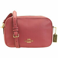 NWT COACH Jes Crossbody Luxury Logo Charm Shoulder Bag Cute Strawberry F39856