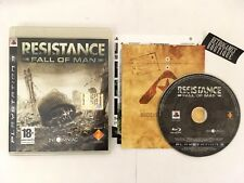 RESISTANCE Fall of Man PS3 Playstation 3 ITA Come Nuovo