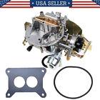 2100 2-barrel Carburetor Carb For Ford F100 F250 F350 289 302 351 Cu Jeep Engine