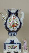 Vaso porcellana Impero Sevres Limoges Francia 1800 XIX scuola Meissen