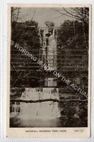 (Ld8084-473) RP, Waterfall, Roundhay Park,  LEEDS, Unused G-VG