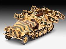 Revell - Sd.Kfz. 251/1 Ausf.B Stuka zu Fuß, Massstab 1:72, 03248