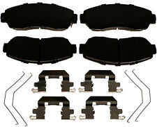 ACDelco 17D793CH Professional Durastop Ceramic Front Disc Brake Pad Set