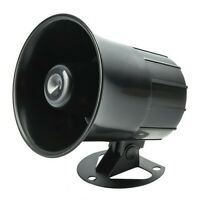 Excalibur AU70SL Black Multi-Tone Home/Office School Emergency Siren