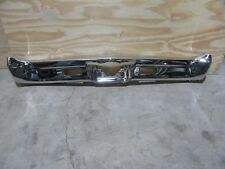 67 1967 CHEVELLE CHROME REAR BUMPER EXCELLENT QUALITY