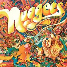 Nuggets Original Artyfacts From The First Psychedelic Era 19651968 [CD]