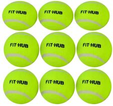 3 6 12 Pack Tennis Balls Green Dog Toy