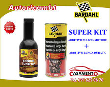 ADDITIVO AUTO BARDAHL TRATTAMENTO LUNGA DURATA + ENGINE TUNE UP & FLUSH
