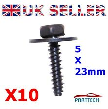 X10 FORD Passaruota Fodera Interna Splash Guard Torx vite 5X23 mm