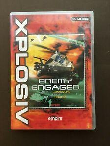 XPLOSIV - Enemy Engaged. PC CD-ROM Game (C15)