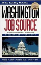 Washington Job Source: Including Suburban Maryland & Northern Virginia McMahon,