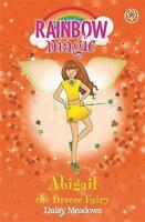 Abigail the Breeze Fairy by Daisy Meadows, Acceptable Book (Hardcover) Fast & FR