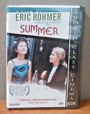 Summer    DVD   BRAND NEW   French with English Subtitles