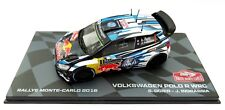 EAGLEMOSS VOLKSWAGON POLO R WRC WINNER RALLYE MONTE CARLO 2016 £7.99 FREE POST !