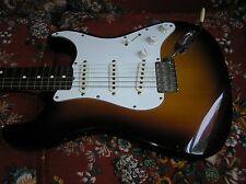 Fender JV  Stratocaster, 1983 Squier JV, MIJ,EX, US fullerton pickups Tone!!!!