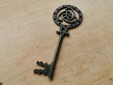Old Door Key,Vintage Forged Iron Keys,Skeleton Key, Old Keys,Turkish Keys 6x24cm
