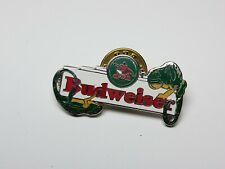 Budweiser Pin Charm Silver Tone (lizard)