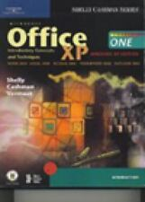 Microsoft Office XP - Introductory Concepts and Techniques by Gary B. Shelly, M…