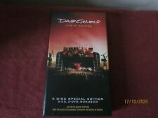 David Gilmour Live In Gdansk 5 Disc Special Edition