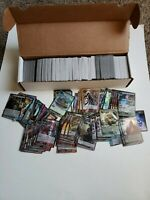 Force Of Will Collection Lot Around 800 Cards 100 Foil cards