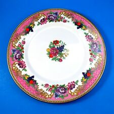"Crown Ivory Myotts Dinner Plate 10 5/8"""