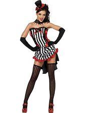Carnevale/Halloween Costume Donna Vampiro/Vampiressa 32953 tg. S
