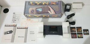 Atari Lynx Scatola Completa Pal ITA