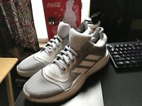 2018 Adidas Marquee Boost Men's Size 15 Basketball Shoes Grey/White G26736 NEW!