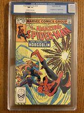 Amazing Spiderman 239 CGC Universal Grade 9.6 NM+ 1st Spidey vs Hobgoblin!