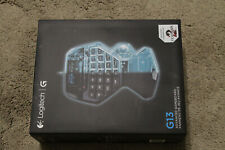 NEW/SEALED Logitech G13 Advanced Gameboard GamePad LCD Display  FREE SHIPPING