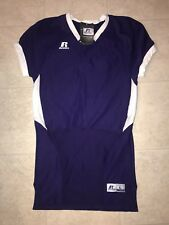Russell Athletics ~ NWT Men's Purple White Football Jersey Adult Game ~ L