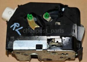Land Rover Freelander 1 rear left / passenger door lock mechanism solenoid RL