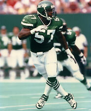 MO LEWIS NEW YORK JETS 8X10 SPORTS PHOTO (T)