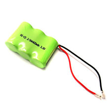2 x Phone Battery HHR-P301 2/3 AA 3.6V 400mAh NI-Cd Cad