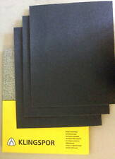 Wet and Dry Sandpaper P180  50 sheets