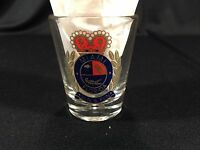"""Vintage Miami Florida Sun & Fun Collectible Shot Glass 2-1/4"""""""