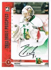 2012-13 ITG Draft Prospects Autograph Auto #A-ZF Zachary Fucale