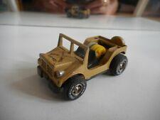 Darda Jeep Safari in Light Brown
