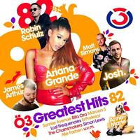 Ö3 GREATEST HITS VOL.82 - GEORGE EZRA/ARIANA GRANDE/MATT SIMONS/+  CD NEU