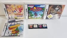 8x Nintendo DS Spiele bis USK 16 - Sammlung - Paket -