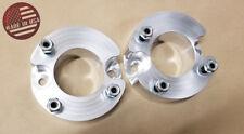 """[SR] 2"""" Billet Aluminum Front Leveling Spacer Lift Kit 02-09 Chevy Trailblazer"""