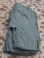 10x Original BW Unterhose lang, Sommerhose, oliv