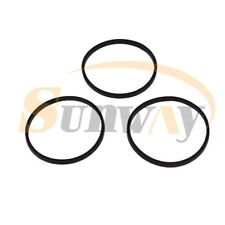 3 Carburettor Bowl O Ring Seal Gasket for Atco Balmoral 14s 17s 20s AQ148 Engine