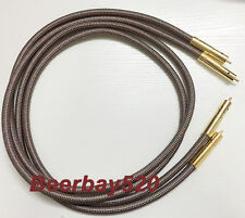 Accuphase 40th Anniversary Edition RCA Cable interconnect Audio Cable 1.5M 1pair