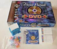 Parker Trivial Pursuit Interactive TV DVD Board Game Spare Parts Cards, Etc.Pal.