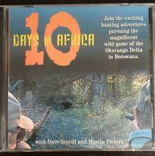 10 Days In Africa DVD