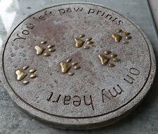 Pet Dog/Cat Memorial/Remembrance Plaque/Grave Head Marker.  Brand New