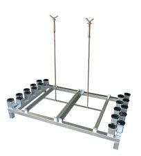 Transportgestell für Baken und Füße (Version WEMAS & NISSEN)
