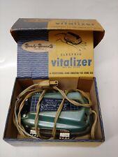 VINTAGE  HANDY-HANNAH ELECTRIC VITALIZER HANDHELD MASSAGER , VIBRATOR ( tested)